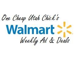 walmart weekly